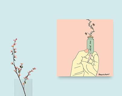 Holding Onto | Illustrations