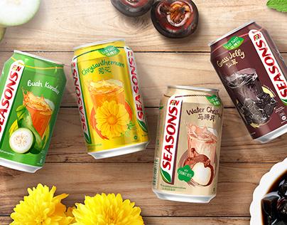 Seasons Ice Tea
