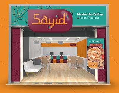 Redesign - Sayid
