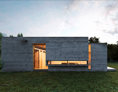 Casa Rodriguez - Luciano Kruk