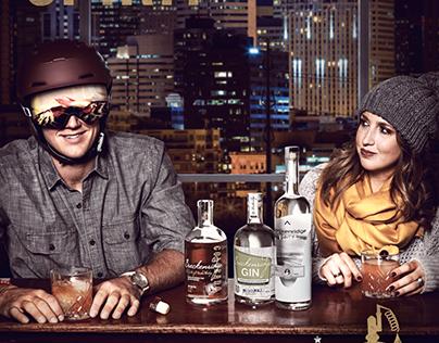 Breckenridge Distillery's New Campaign • Branding