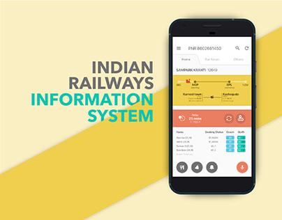 Indian Railways Information System