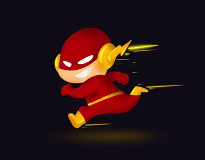 Flash Illustration