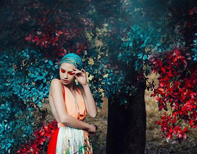 Couture SS16 by Jean-Louis Sabaji