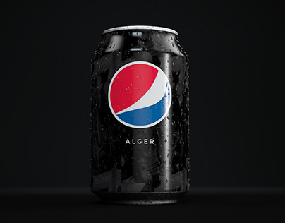 pepsi Alger (personal project )