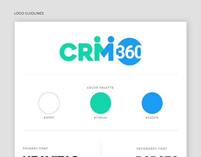 CRM 360 a client relation manager app.