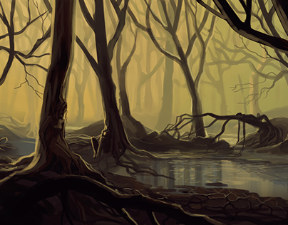 In the Grave Wood Visual Novel Project