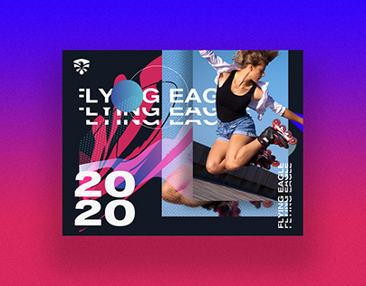Flying Eagle Calendar 2020