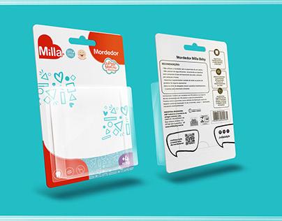 Re-design Milla Baby