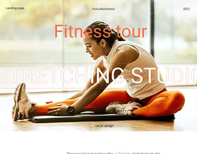 Fitness tour Stretching Studio