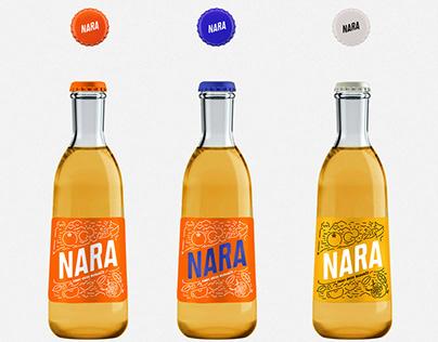 Nara aerated drink