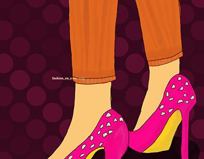 High heels-menugraziani collection