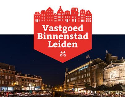 Vastgoed Binnenstad Leiden HUISSTIJL