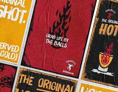 Fireball: The original hot shot.