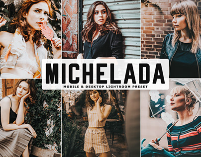 Free Michelada Mobile & Desktop Lightroom Preset