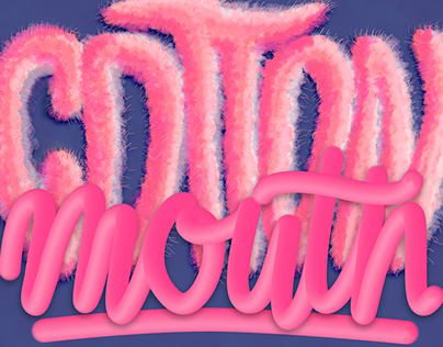 Cotton Mouth - Lettering
