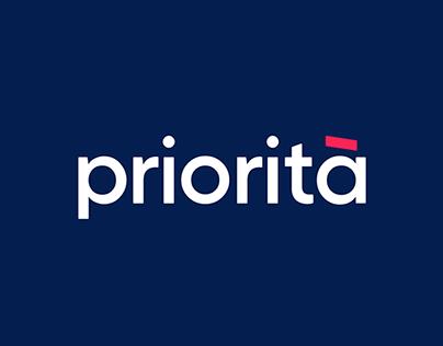 Priorità - Branding