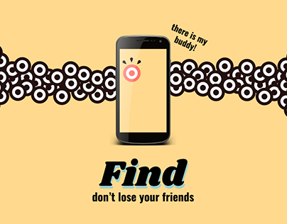 Find - Don't lose your friends