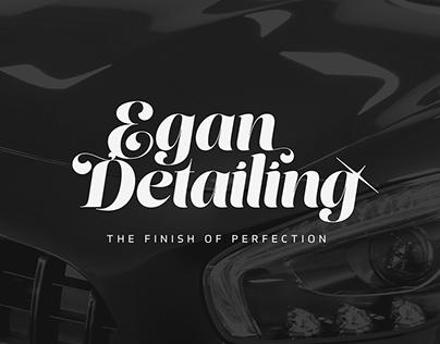 Egan Detailing - Branding