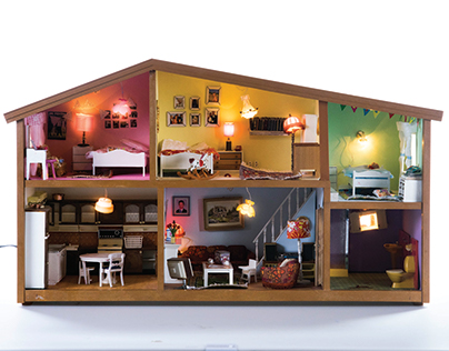 NSPCC Doll House