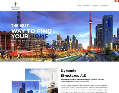 D-stucture Web Design & Development