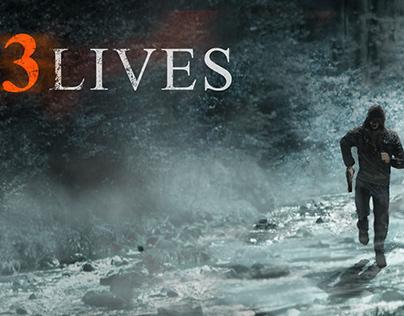 3 LIVES - cinema feature film trailer