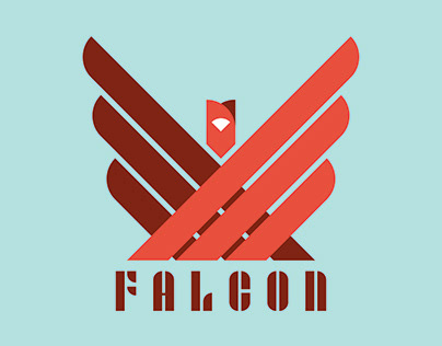 Falcon Bauhaus Challenge logo