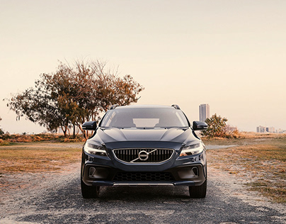 Volvo V40 Cross Country (personal project)