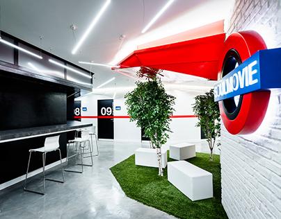 Soul Movie Office - Floor S1