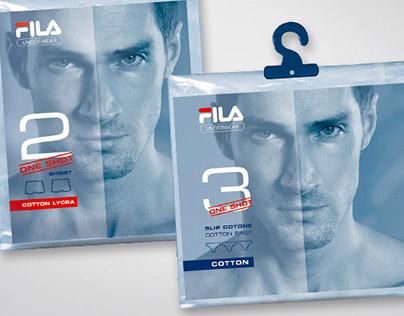 Fila | Brochure + Pack Intimo