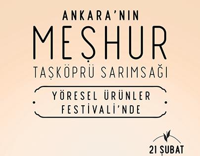 Optimum Outlet/Yöresel Lezzetler Festivali
