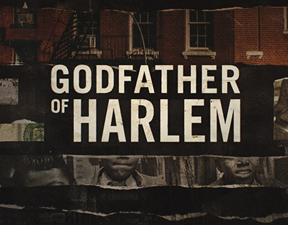 GODFATHER OF HARLEM — Main Title Sequence