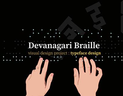 Devanagri Braille