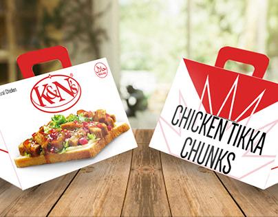 Re-Design Packaging | K&N's
