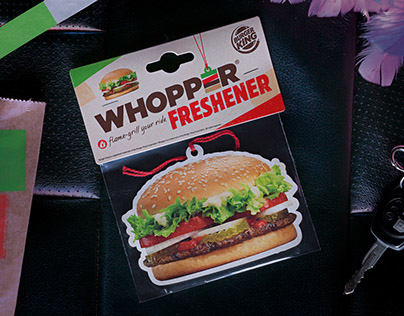 Burger King - Whopper Freshener