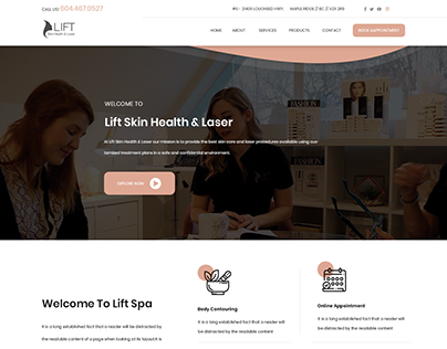 Lift Spa : Skin Health and Laser treatment provider