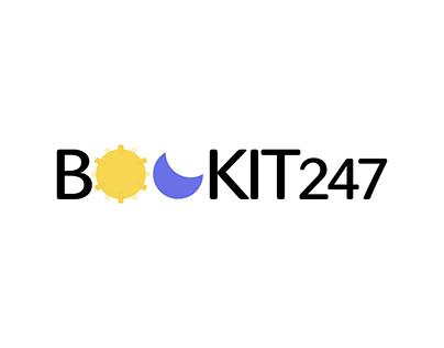 BOOKIT - Redesign