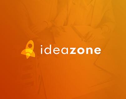 Logo design for Ideazone