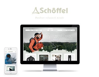 Schöffel Website & App