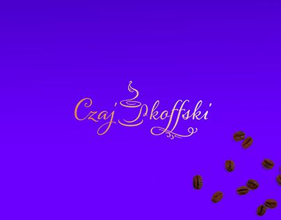 Czajkoffski Coffee Visual Identity