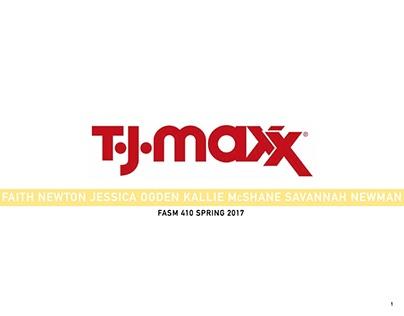 TJ Maxx Pop-Up Shop
