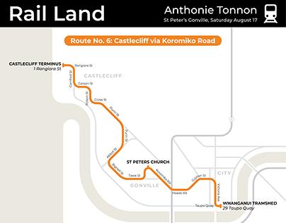 Rail Land: Whanganui