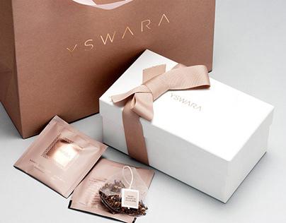 Luxury Tea Brand & Packaging Design