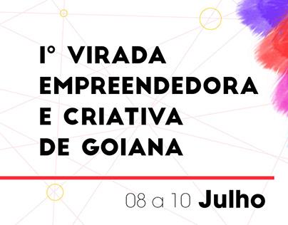 1º Virada Empreendedora e Criativa de Goiana