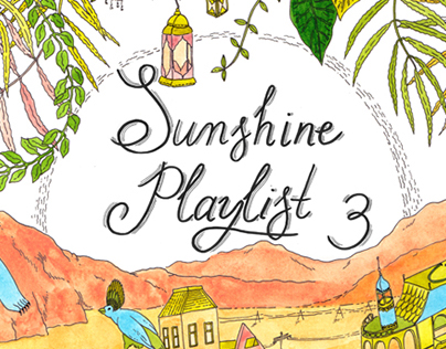 Sunshine Playlist 3 for EMI