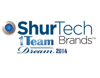 Shurtech Brands National Sales Meeting Logo Concepts