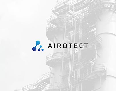 Airotect   Brand Name & Logo Creation