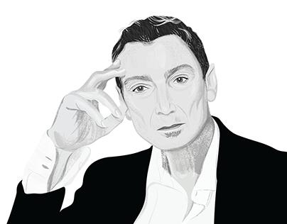 Digital Portraits in Adobe Illustrator