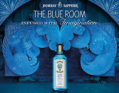 Bombay Sapphire & Book Slam London Project
