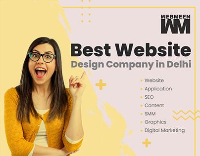 Webmeen Best Website Design Compnay